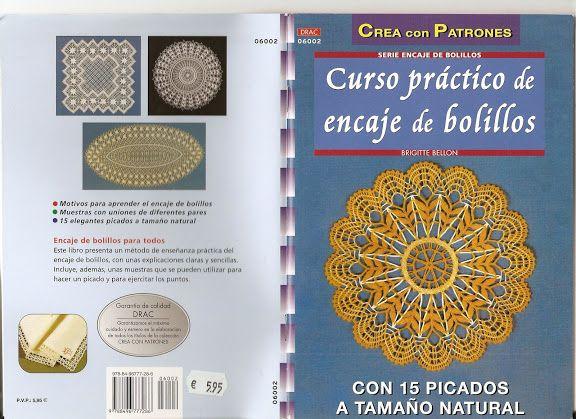 curso práctico de encaje de bolillos - susfefa - Álbumes web de Picasa