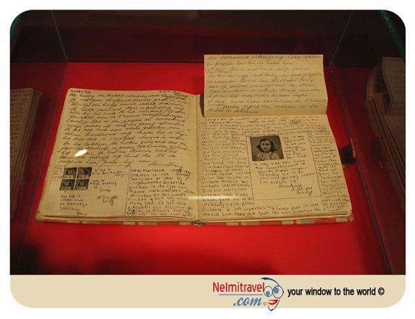 Anne Frank – The Diary of a Young Girl | Nelmitravel  http://nelmitravel.com/anne-frank-diary-of-a-young-girl/