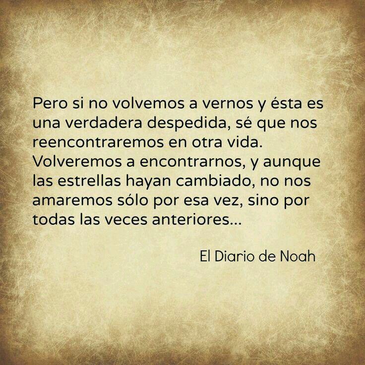 El Diario de Noah.
