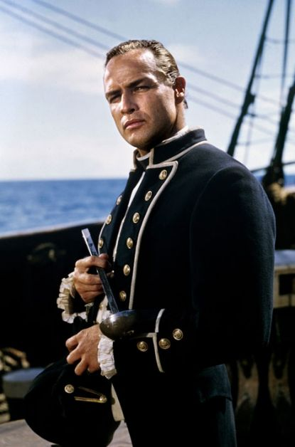 Marlon Brando - Mutiny on the Bounty (1962) #Brando