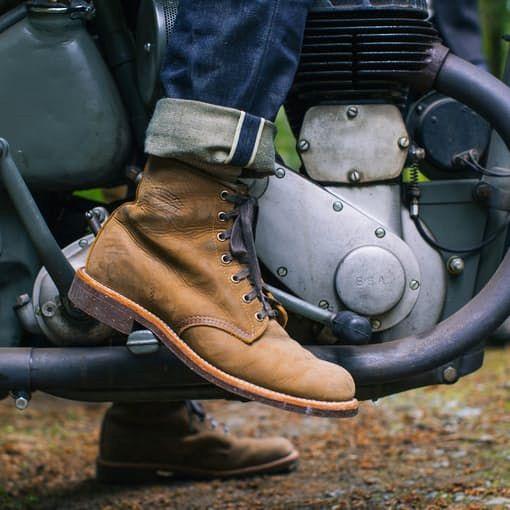 Original Chippewa Boots