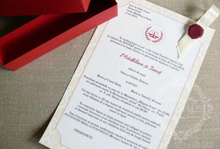 Invitatii de Nunta Colectia Minerva 03