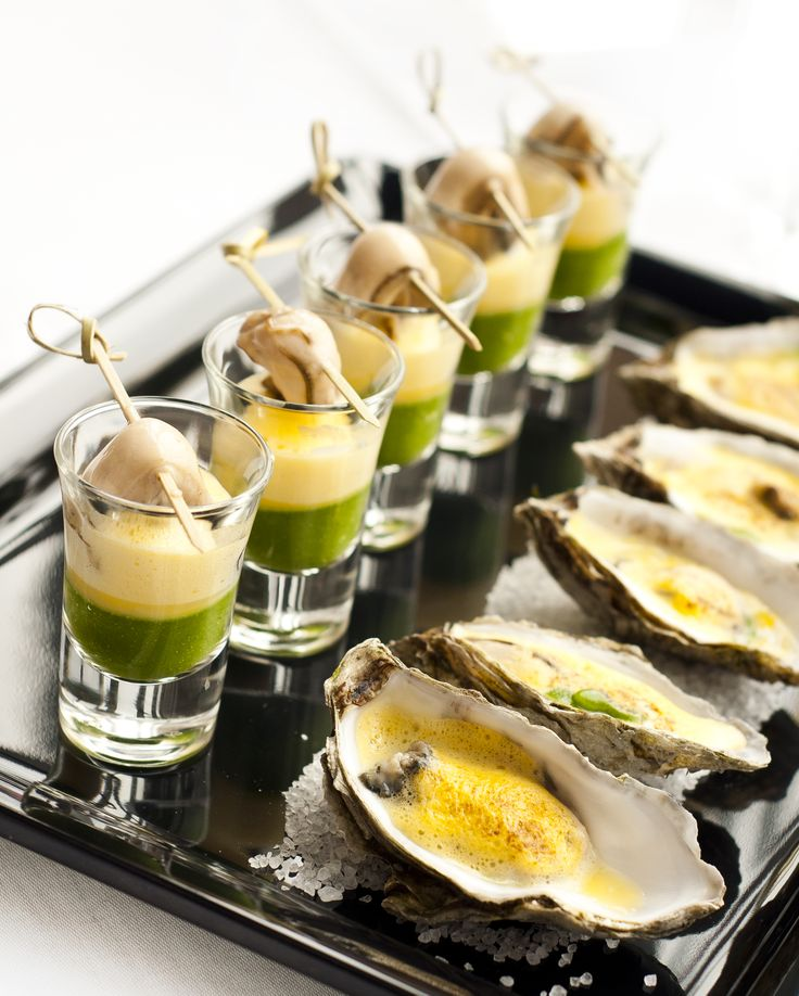 Irish Food - Galway Oysters at Restaurant gigi's at The g Hotel