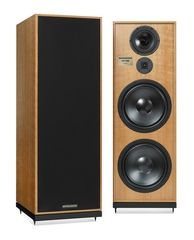 Spendor SP200 Floorstanding Speakers | Available in Cherry, Rosewood & Dark Ebony | The Listening Post Christchurch and Wellington
