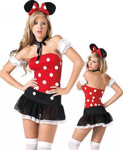 Mickey Halloween Costume