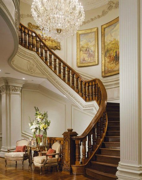 162 best images about foyers, entryways, & hallways, etc. on ...