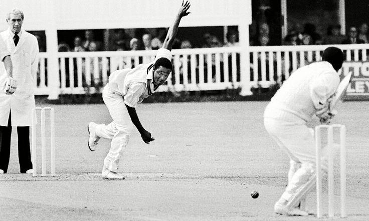 Wayne Daniel, another West Indies paceman with too few caps due to the sheer quality of competition.