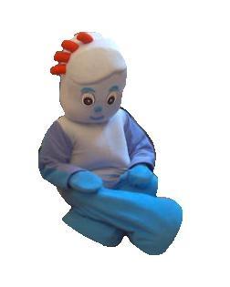 Iggle Piggle Costume hire!!