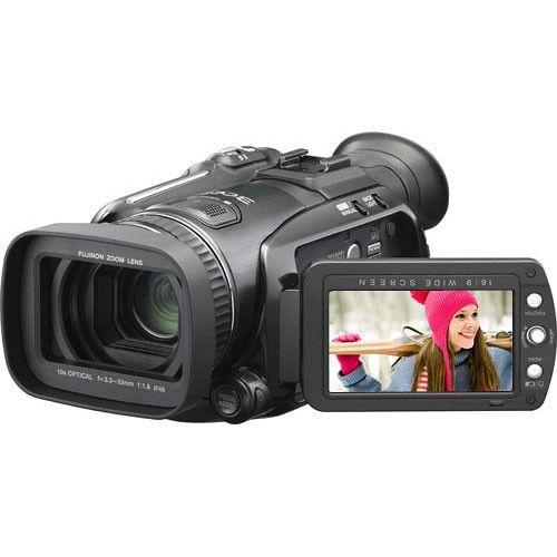 JVC GZ-HD7 Everio 2 Megapixel 3CCD - 60GB Hard Disk Drive - 1920x1080 HD Camcorder