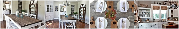 great home DIY BlogOur Vintage Home Love: Back/Side Porch Ideas For Summer and An Industrial Pipe Curtain Rod How To