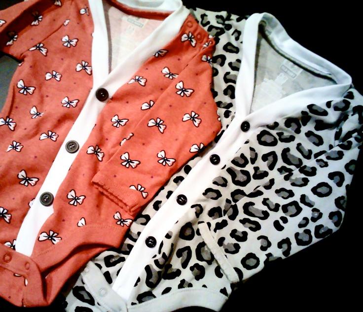 Leopard Print Baby Girl Sweater
