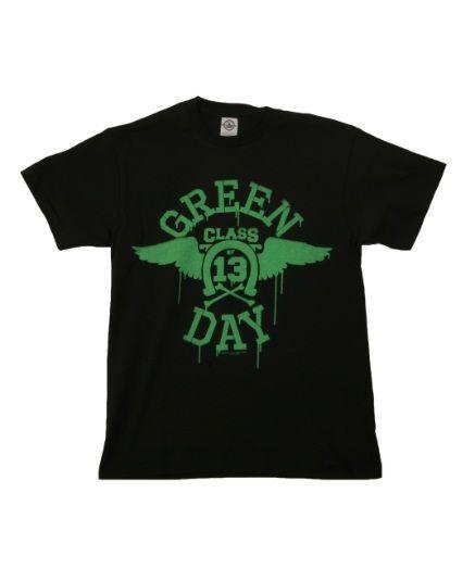 Green Day Neon Wings T-Shirt  #greenday #tshirt