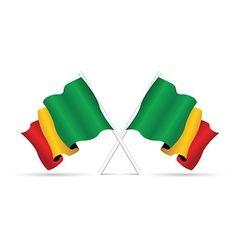Mali flag vector