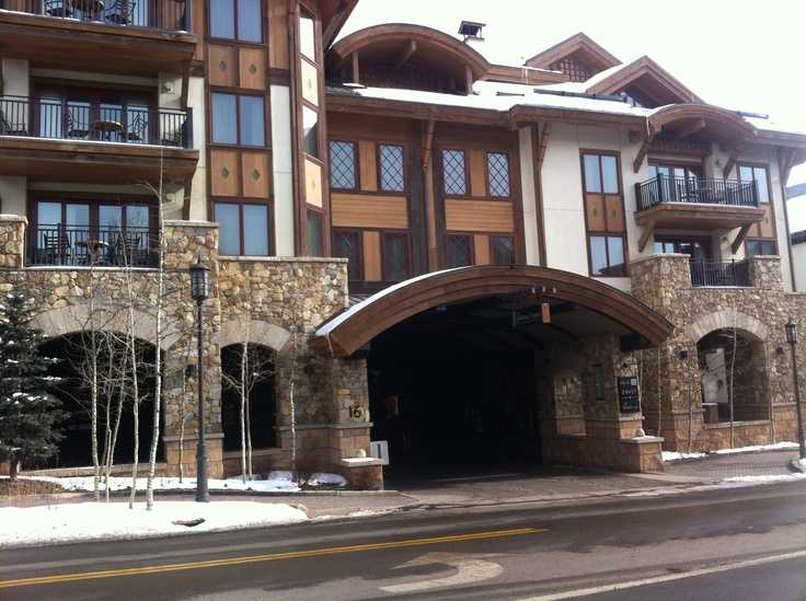 The Sebastian - Vail's hottest new boutique hotel and host to the Elevate Symposium - 25th 26th 27th September 2012