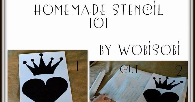 I have had a lot of emails asking How to make your own Homemade Stencils, which is something I always do. It is quick and easy and ...