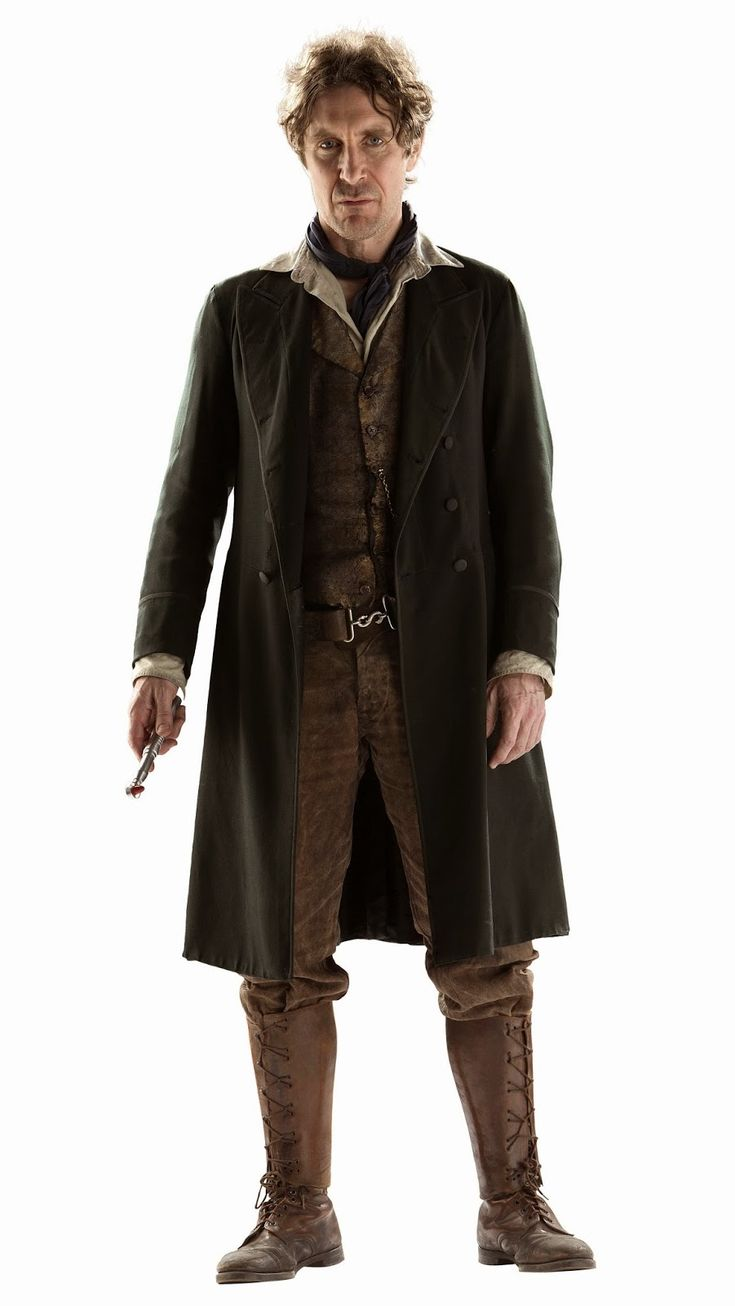 The Night of the Doctor promo pics - The 8th Doctor looks FANTASTIC!!