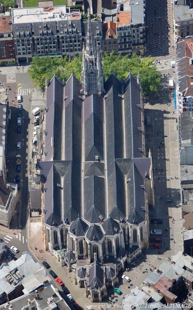 ✈️ Photo aérienne de Lille - Nord (59)