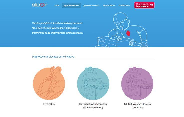 Web site Sicor. Integ.ro