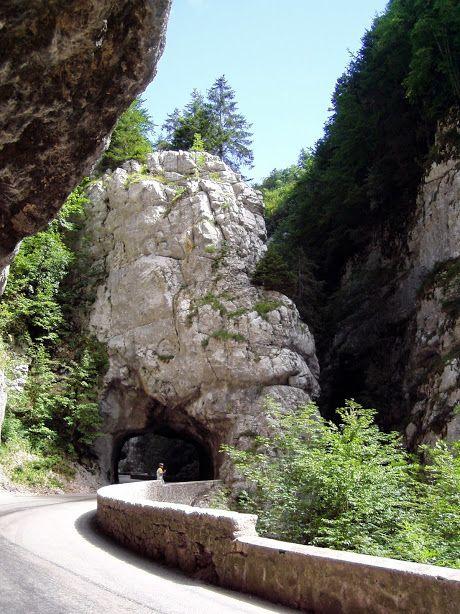 Gorges De La Bourne, Vercors, France.