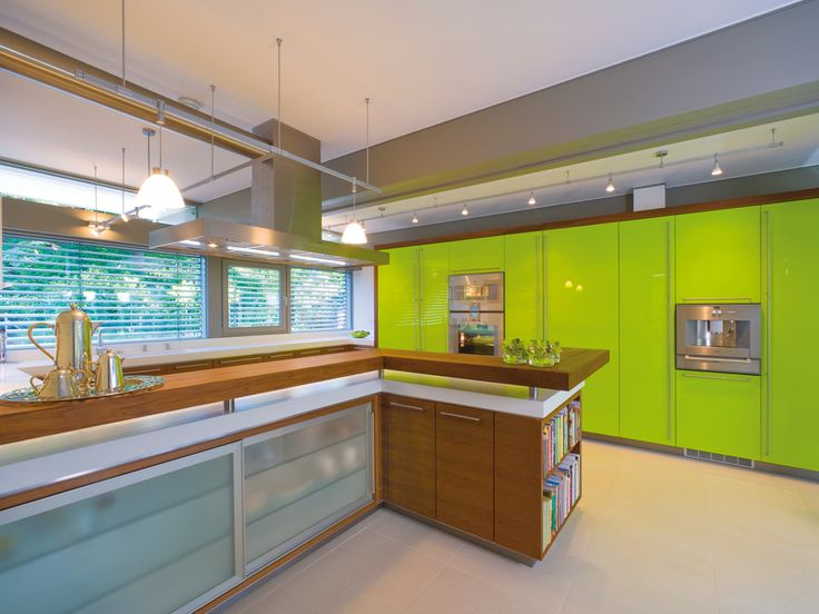 17 best images about huf haus on pinterest green for Haus kitchens