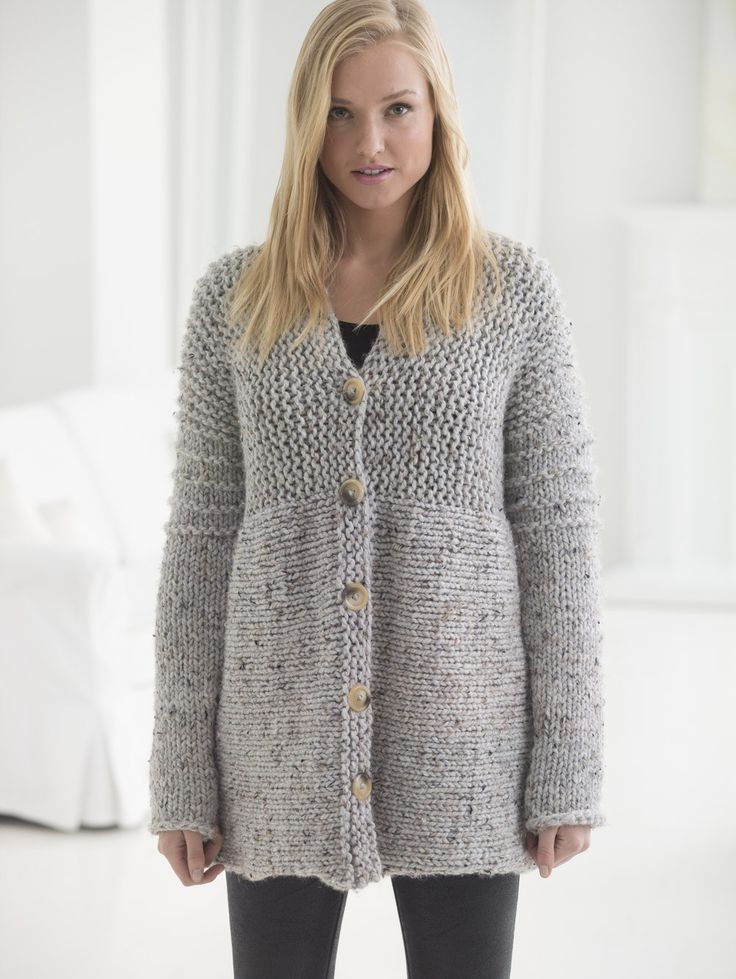 Free Sweater Knitting Patterns Circular Needles : 482 best images about Knitting on Pinterest Free pattern, Knit patterns and...