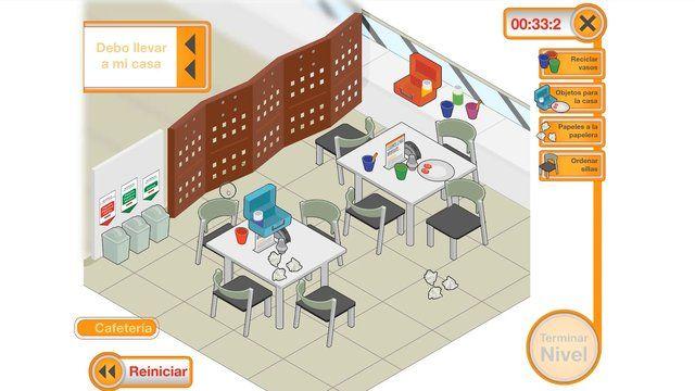 Yordeno by Miledys Fandiño. Diseño y programación de Juego Interactivo Multimedia Realizado para el área de bienestar en Yanbal Colombia con el fin de promover el orden y la limpieza en los empleados de todas las sedes del país. Año 2013
