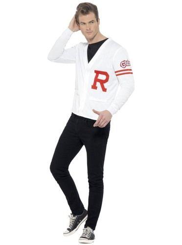 Rydell Grease kostuum voor mannen