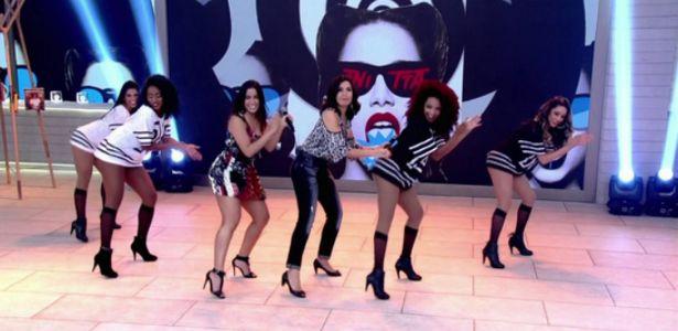 Fátima Bernardes mostra o rebolado e dança nova música ao lado de Anitta #Anitta, #Apresentadora, #Cantora, #Clipe, #Desenhos, #FátimaBernardes, #Globo, #Música, #Nome, #NovaMúsica, #Novo, #Pop, #Programa, #Tv, #TVGlobo, #William http://popzone.tv/2015/11/fatima-bernardes-mostra-o-rebolado-e-danca-nova-musica-ao-lado-de-anitta/