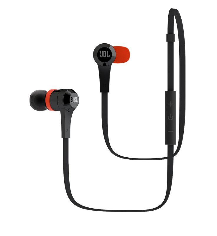 JBL J46BT Bluetooth In-Ear-Kopfhörer mit Mikrofon schwarz
