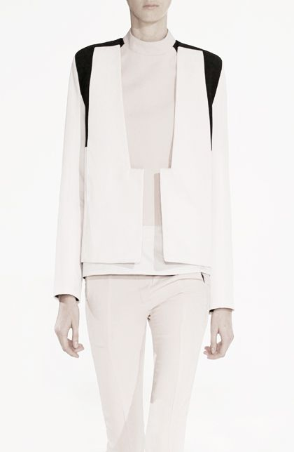 Graphic Minimalism - unisex tailoring, contemporary fashion // Rad Hourani