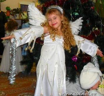 Купить корновальный костюм дикого ангела