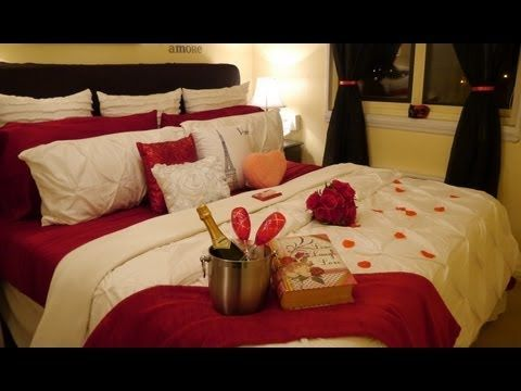 216 best images about romantic ideas on pinterest - Romantic valentine room ideas ...