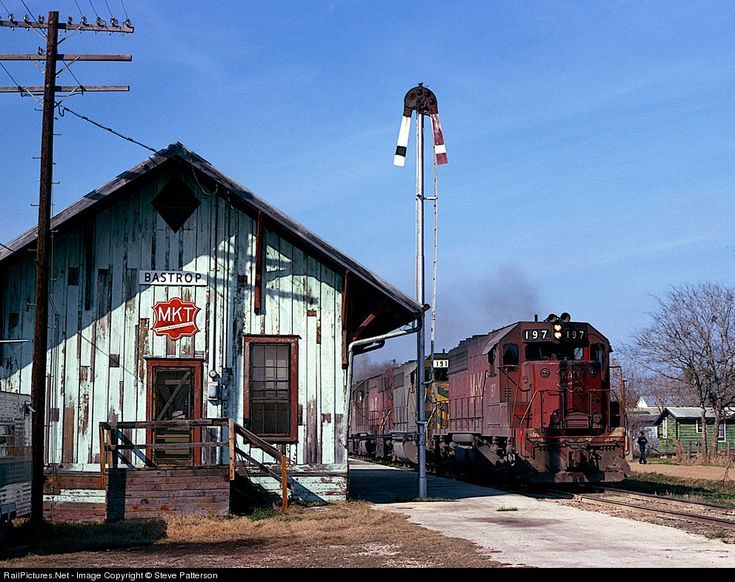 RailPictures.Net Photo: MKT 197 Missouri, Kansas & Texas ...