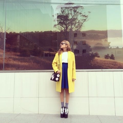 """Image of Yellow Yellow  !! """"!! OK OK"""" roller Official Blog Powered by ..."""