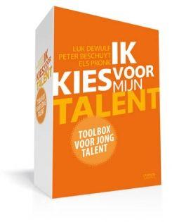 Ik kies voor mijn talent : toolbox voor jong talent -  Dewulf, Luk -  plaats 415.4 # Hogere geestelijke functies