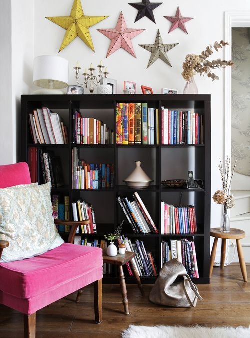 225 best images about IKEA EXPEDIT HACK – Pink Bookcase Ikea