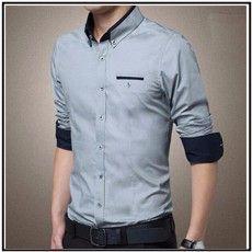 Muži Brand Shirt 2.015 New Luxury Slim Fit s dlhým rukávom značky Formálne obchodné šaty Kockované košele Camisa Sociálna tričko pánske Košele 5XL-in neformálne košele od Pánske Oblečenie a doplnky na Aliexpress.com   Alibaba Group