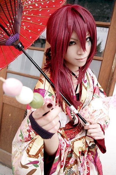 Cosplayer - H (H)  Kamanosuke Yuri  of BRAVE10