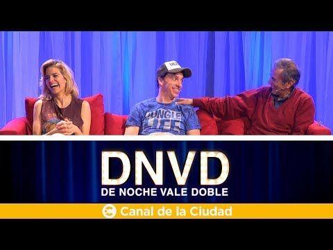 María Zamarbide, Gonzalo Suárez y Mario Alarcón en De Noche Vale Doble - YouTube