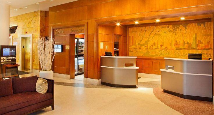 New York JFK Airport Accommodations| Courtyard Marriott Hotel