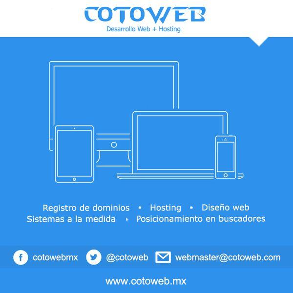 #SeAcabaronLasVacacionesY Que mejor manera de darle impulso a tu empresa que con una página web #diseñoweb #seo #meridayucatan #mexico