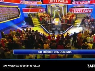 Audiences TV : The Wall leader, L'amour est dans le pré cartonne sur M6 (vidéo)