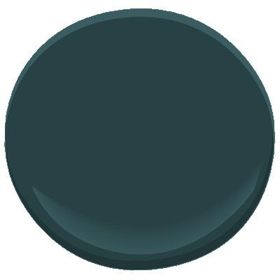 Pacific Sea Teal 2049-10 Paint - Benjamin Moore Pacific Sea Teal Paint Color Details
