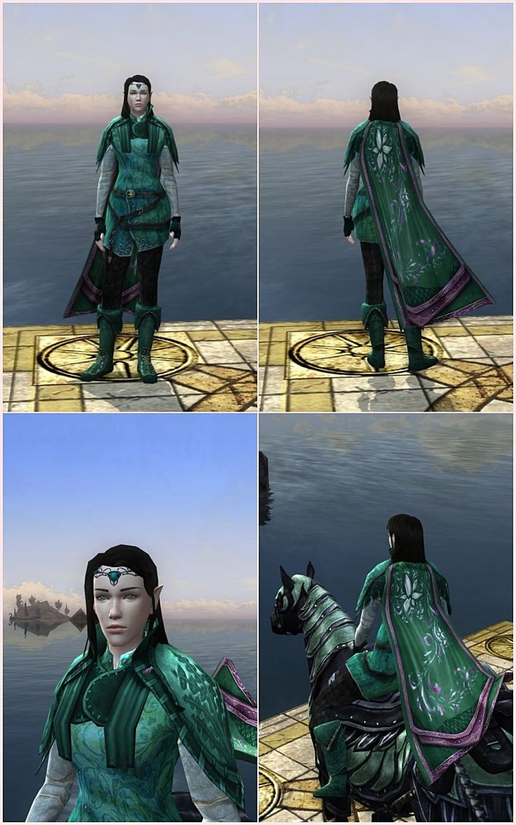high elven minstrel, lord of the rings online #lotr