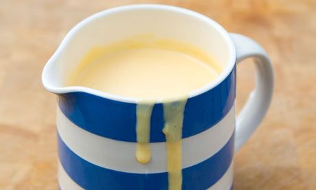 """""""Easy REAL Egg Custard"""" This beautiful Egg Custard can be made in less than 5 minutes in the microwave, and you can use which ever milk takes your fancy!"""