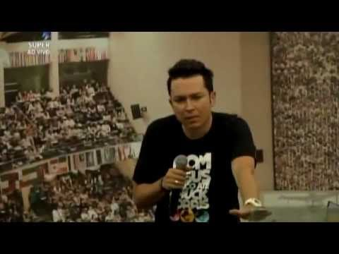 Pr Lucinho Barreto - Salmo 18 - Conhecendo seu Deus! - Cristo Vivo - 02/11/2012 - YouTube