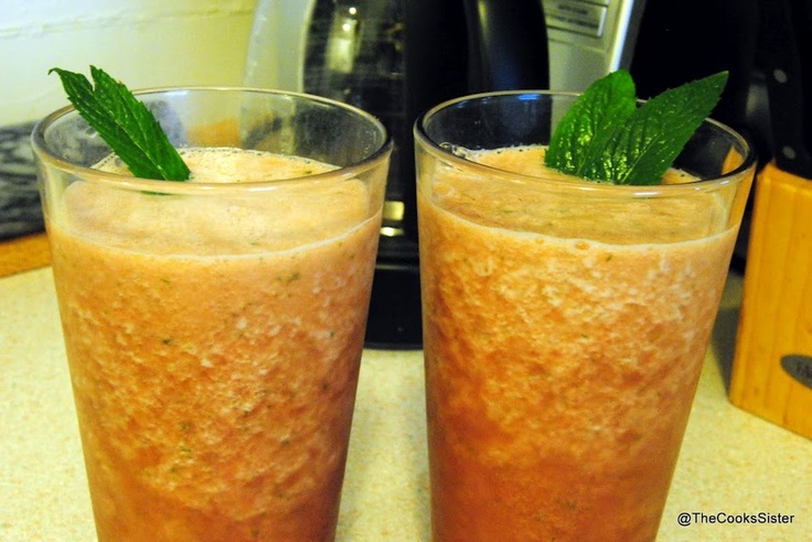 37 best images about Watermelon Smoothies on Pinterest ...