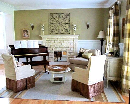 Room Arrangement Eclectic Living