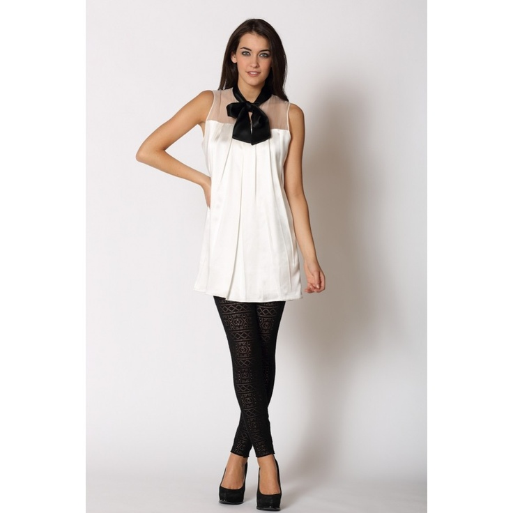 'Evelyn' Dress in IvoryStyle, Evelyn, Dresses, Ivory