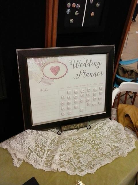 Wedding Planner - Wedding Calendar - Bridal Shower Gift - Engagement Gift - Wedding Planning - Gift For Her